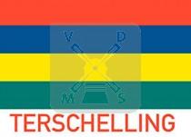 Sticker Tersch. Met Tekst
