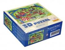 Puzzel 3d Brabant 300 St.