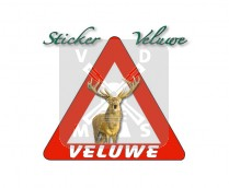 Sticker Veluwe