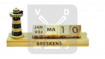 Kalender hout Breskens