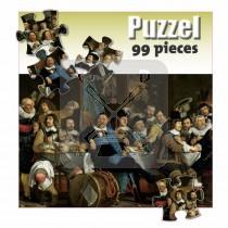 Puzzel 80 St.Zakje Cm Museum