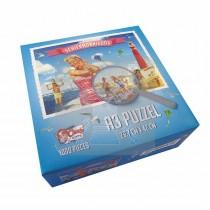 Puzzel Schiermonnikoog Nostalg