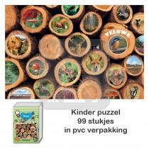 Puzzel 99st. pvc Veluwe