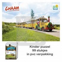 Puzzel pvc Chaam Flaasbloem