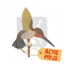 Boekenlegger Draad Ijsvogel
