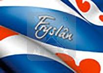 Sticker Fryslan