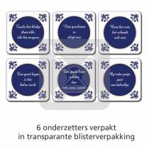 Set 6 Onderz. Holland Spreuken