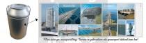 Melkbus Afsluitdijk muntdrop