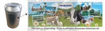 Melkbus Franeker boerderijdrop