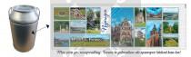 Melkbus Nijmegen muntdrop