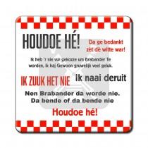 Set 6 onderzetters Brabant