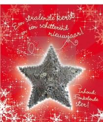 Stralende Kerst/schitt. Nj