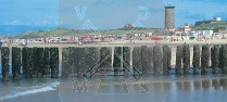 Panoramakaart Domburg