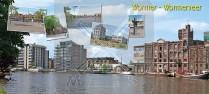 Panoramakaart Wormerveer