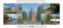 Panoramakaart Zwolle