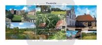 Panoramakaart Twente
