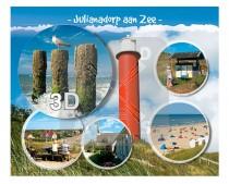 3d Hello Cards Julianadorp aan Zee