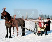 3d Kaart Winter Arreslee