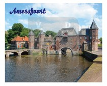 3D Hello Card Amersfoort