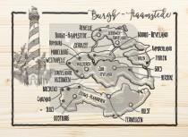 Ansichtkaart hout Burgh-Haamstede