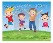 Hc Dig. Springende Kinderen