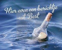 Best Hc Dig.Berichtje Uit-fles