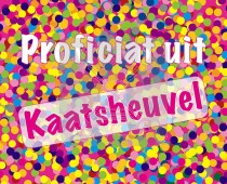 Kaatsheuvel Hc.Proficiat