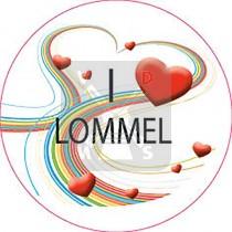 Sl.Hanger Rond Lommel