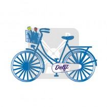 Sleutelh. fiets Delft