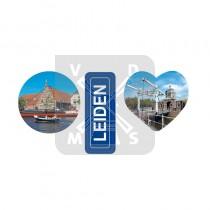 Sleutelh. 3 bedels Leiden