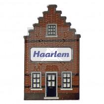 Sleutelhanger huisje doming Haarlem