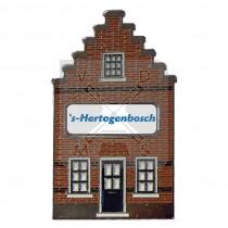 Sleutelhanger huisje dom 's Hertogenbosch