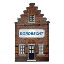Sleutelhanger huisje doming Dordrecht