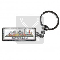 Sleutelh.Panorama doming Rotterdam