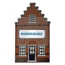 Sleutelh. huisje doming Middelburg