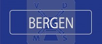 Magneet Panorama Bergen