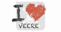 Mok 6oz I Love Veere