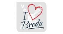Mok 6oz I love Breda