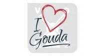 Mok 6oz I Love Gouda