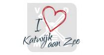 Mok 6oz I Love Katwijk A. Zee