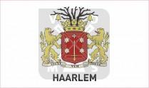 Autosticker Haarlem Vlag