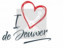 Mok 6oz I Love Joure/de Jouwer