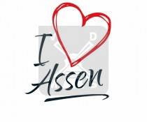 Mok 6oz I Love Assen