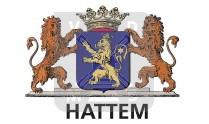 Autosticker Hattem