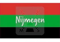 Autosticker dom. Nijmegen
