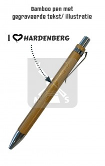 Pen Bamboo Hardenberg