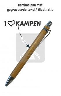 Pen Bamboo Kampen