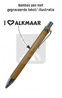 Pen Bamboo Alkmaar