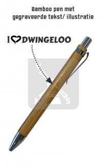 Pen Bamboo Dwingeloo