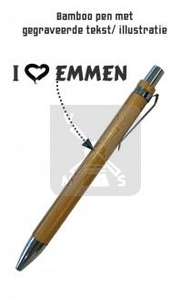 Pen Bamboo Emmen